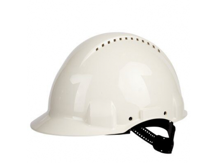 3m g3000 safety helmet uvicator pinlock ventilated white clop