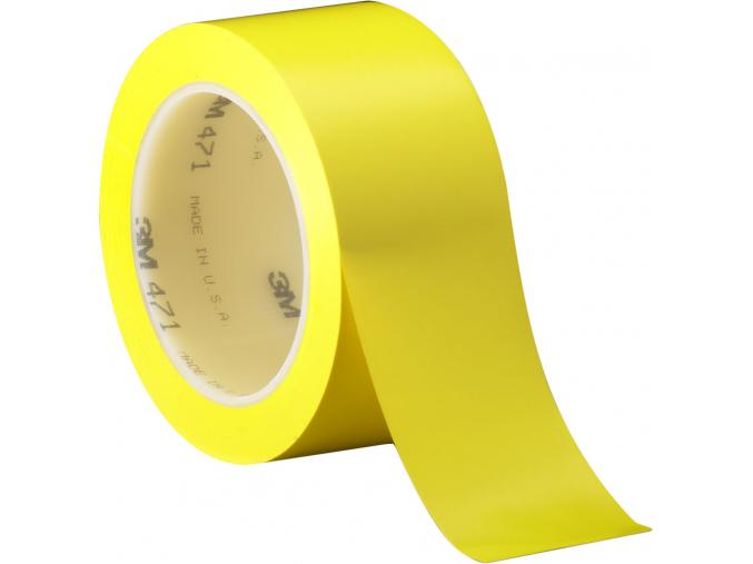 471 žlutá vinylová páska