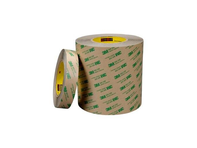 3mtm adhesive transfer tape 468mp family group tan liner green