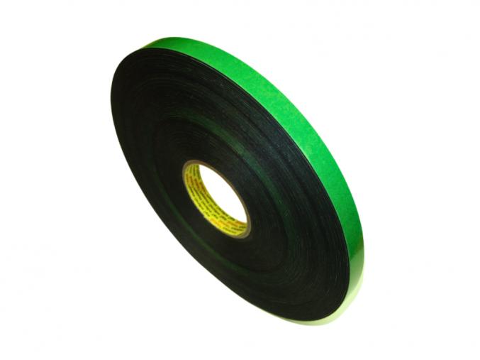 9515B Montážní černá pěnová páska 3M 19mmx33mx1,5mm