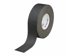 SW610 102mmx18,3m Safety Walk protiskluzová lepící páska 3M černá, pro všeobecné použití