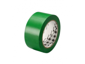 764i zelená označovací PVC páska, návin 33 m, tloušťka 0,125 mm