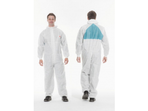 4520 Prodyšný jednorázový ochranný oděv 3M velikost XL proti lehkému postříkání kapalinou