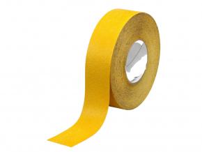 SW630 25mmx18,3m Safety Walk protiskluzová lepící páska 3M žlutá, pro všeobecné použití