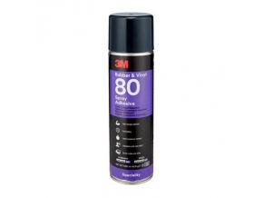 3m rubber and vinyl 80 spray adhesive 500 ml 12 cv