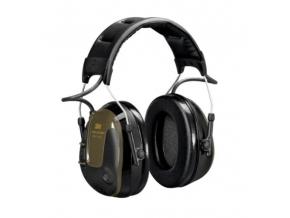 Peltor ProTac III slim, elektronická sluchátka Headset, 26 dB, černé, MT13H220A