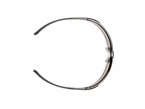 Ever-Lite ESB8680D, ochranné brýle, černá obruba, zrcadlové