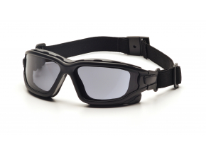 I-Force Slim ESB7020SDNT, ochranné brýle, nemlživé, černá obruba, šedé