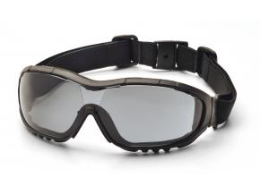 V3G EGB8220ST, ochranné brýle, nemlživé, šedé