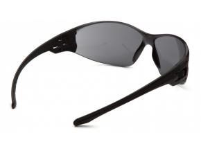 Trulock ESB9520ST, ochranné brýle, nemlživé, černá obruba, šedé