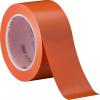 471 oranžová označovací vinylová páska 3M, tloušťka 0,13mm, návin 33m