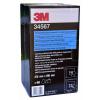 34567 Čisticí papírové utěrky 3M Perfect-it, box 400 ks, čistí bez pouštění vláken, rozměr 37x29 cm