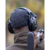 Peltor Sport Tac, střelecká elektronická sluchátka MT16H210F-478-GN, výměnné kryty zelené/oranžové