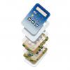 7955MPL Oboustranně lepicí arch 3M, lepidlo 468MP, 609,6 x 914,4 mm x 0,13 mm