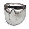 Capstone Shield EGG504TSHIELD, čirý nemlživý zorník + obličejový štít