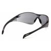 Pmxslim ESB7120ST, ochranné brýle, nemlživé, černá obruba, šedé