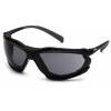 Proximity ESB9320ST, ochranné brýle, nemlživé, šedé